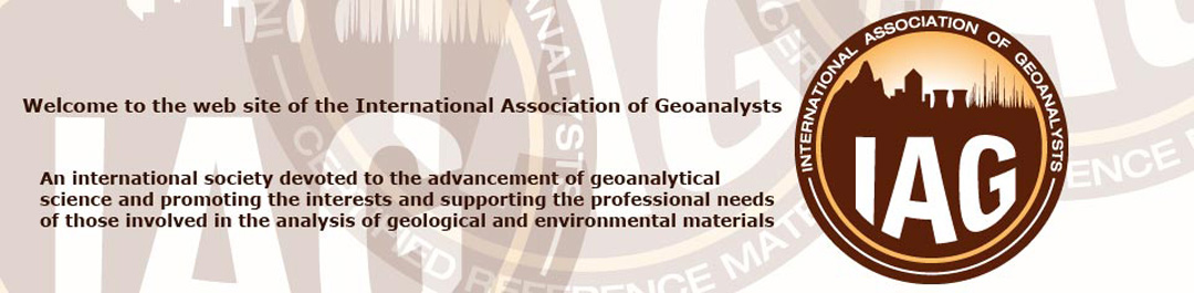 Sigma Is Out International Association Of Geoanalysts
